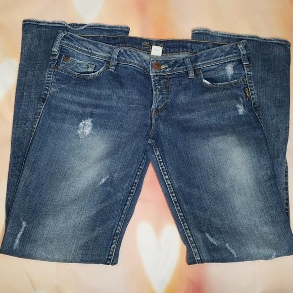 1589c4354ea Silver Jeans Jeans   Like Co Twisted Bootcut   Poshmark